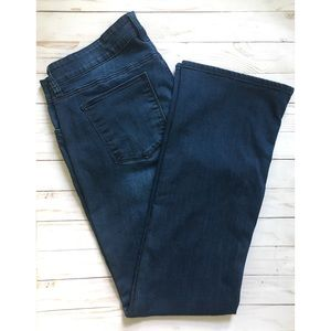 Kut from the Kloth | baby bootcut jeans | 18W